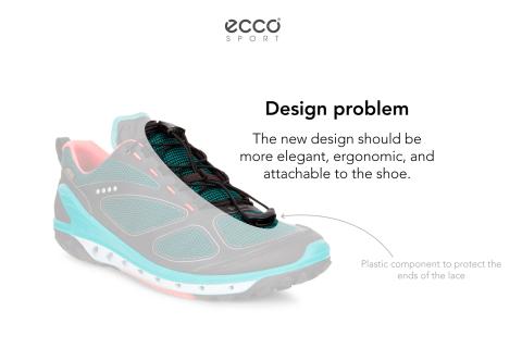 ECCO -End toggle piece